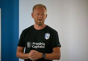 Antrenorul suedez al CSM Bucuresti s-a indragostit de Romania! Ce l-a impresionat la noi!
