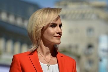 Gabriela Firea a ajuns la Parchetului General! Primarul Capitalei a stat in fata anchetatorilor timp de 3 ore!