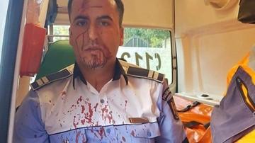 Politistul Cristian Bitica a fost batut mar pentru ca a indraznit sa isi faca datoria! Detalii despre un caz care pozitioneaza Romania in lumea a treia