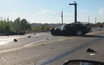 Accident cumplit in Chitila. Un motociclist a murit spulberat de un sofer care nu i-a dat prioritate