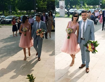 Andrei este tanarul care a intrat cu viteza intr-un TIR. Tanarul abia facuse nunta. Sotia sa, Valeria, este daramata de durere