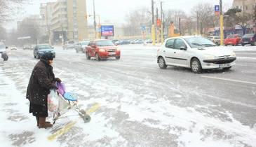 "Prognoza meteo pentru AZI. Incep ninsorile la munte! ""Un aer polar traverseaza Romania"""
