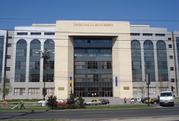Incident socant la Tribunalul Bucuresti. Un barbat a murit pe holurile institutiei