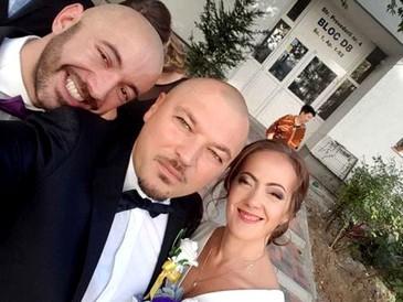 """Rapperul Puya a venit la vot direct de la nuntă! """"Bucuria mea e oftica voastră"""""""