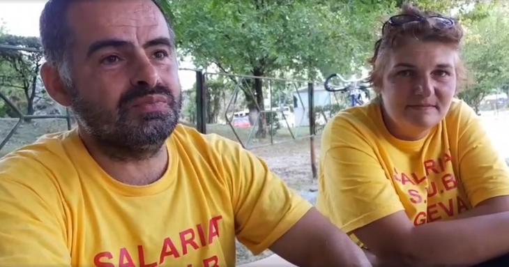 """Asistenta de la Spitalul Universitar din Bucureşti care a făcut greva foamei a fost concediată pentru """"absenţe nemotivate"""""""