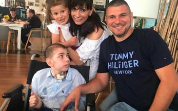 Fiul fostului fotbalist Cosmin Paşcovici a fost înmormântat duminică la Constanţa