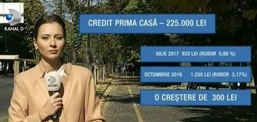 Romanii au devenit prizonierii creditelor! Există riscul ca numărul celor care nu-şi vor mai putea achita împrumuturile să explodeze