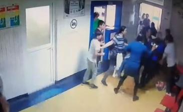 Bătaie între două familii la Unitatea de Primiri Urgenţe a Spitalului Judeţean Buzău