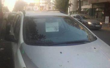 """Un şofer din Constanţa a lăsat bani în geam poliţiştilor! """"Dacă mă amendezi, o faci cu rea-voinţă!"""" - De ce a recurs la acest gest"""
