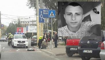 Un tânăr de 22 de ani, accidentat mortal în Constanţa. Şoferul a fugit de la locul faptei