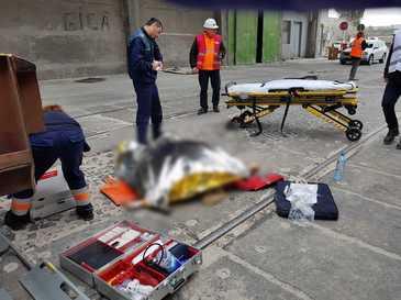 Accident la Constanţa! O femeie de 60 de ani a murit în urma unui accident banal!