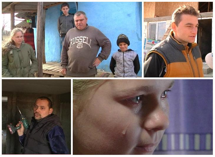 Mai mulţi pompieri din Vaslui au devenit îngeri pentru o familie nevoiaşă! Oamenii au rămas fără adăpost, dar în curând vor avea o casă!