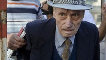 Torţionarul Alexandru Vişinescu a fost înmormântat în mare secret! Ceremonia a avut loc sâmbătă, doar în prezenţa rudelor, într-un sat din judeţul Buzău