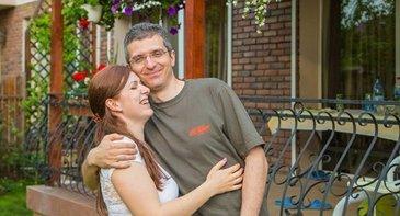 Prima fotografie în postura de medic oftalmolog cu Uliana Ochinciuc, partenera lui Dan Condrea! FOTO