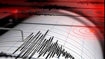 Cutremur de 2,9 grade în Vrancea! S-a produs la mai puţin de 100 de kilometri adâncime