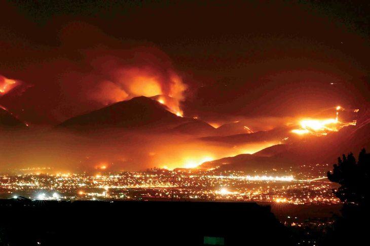 Imagini pentru INCENDIU CALIFORNIA POZE