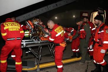 Corpul ei a cedat. Una dintre victimele exploziei din Mureş a murit în spitalul din Belgia