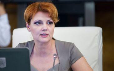 """Lia Olguta Vasilescu recunoaste ca salariile abia cresc in 2018. """"Da, asa este. Cresterile bugetarilor sunt doar de... """" - A promis enorm, in schimb a oferit extrem de putin"""