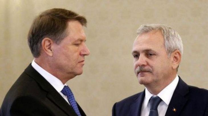 Serie de contre intre presedintele Klaus Iohannis si liderul PSD! Ce vorbe grele si-au aruncat cei doi