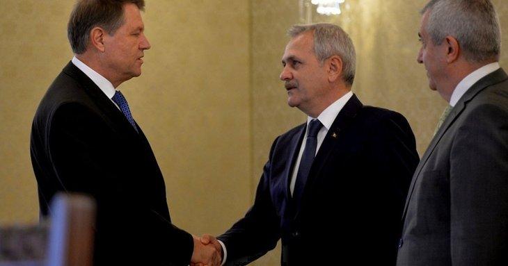 """Surse din media spun ca presedintele Iohannis si Liviu Dragnea isi petrec vacanta in acelasi loc, la mare, la Neptun! """"Stau la 500 de metri unul de altul!"""""""