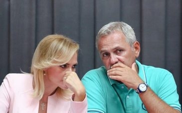 """Se adanceste razboiul intre Primarul Capitalei si liderul PSD! Gabriela Firea: """"Din punctul meu de vedere Liviu Dragnea ar trebui sa se retraga"""""""