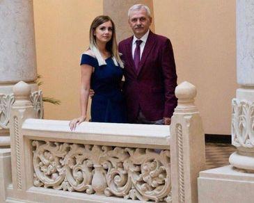 Liviu Dragnea, adevarul despre implicarea iubitei sale in Guvern!
