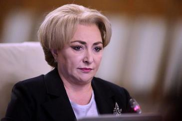 Dăncilă: Luni va fi lansată licitaţia pentru realizarea autostrăzii Ploieşti - Braşov