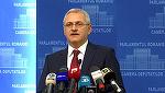 Dragnea: Iohannis este un preşedinte panicat, care vede cum se destramă sistemul odios care l-a protejat