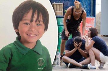 Inca o veste dureroasa! Julian e mort! Baietelul care venise in Barcelona cu mama sa, ranita grav, se numara printre cei 13 morti: Tatal, distrus de durere