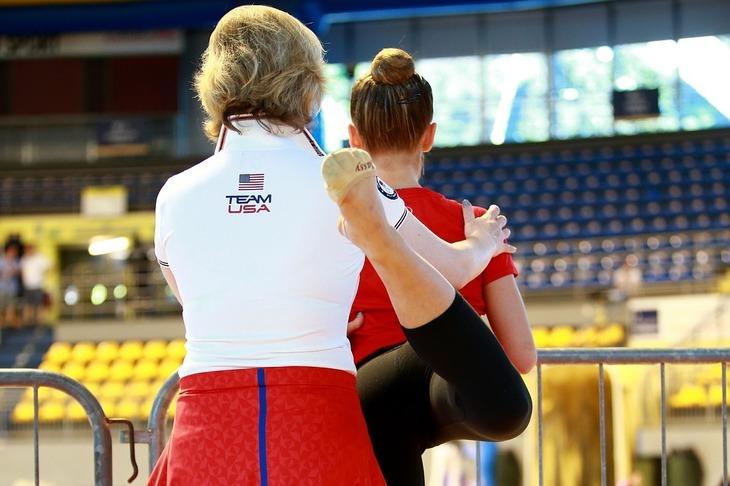 Tatiana Gutu, medaliata cu aur la gimnastica, il acuza pe fostul campion mondial Vitali Scerbo ca a violat-o cand avea 15 ani