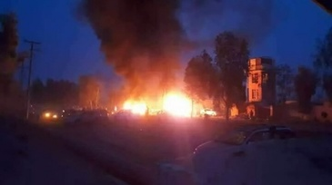 Atentat terorist, langa un stadion: Cel putin 20 de morti si 55 de raniti