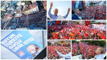 Recep Tayyip Erdogan a castigat din primul tur alegerile prezidentiale din Turcia