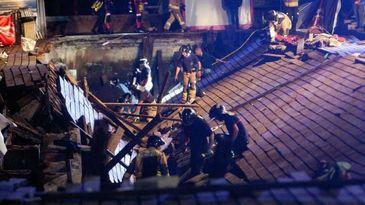Peste 300 de persoane au fost ranite la un festival din Spania. La Vigo au fost scene de groaza cand pontonul pe care se aflau sute de oameni s-a prabusit in mare