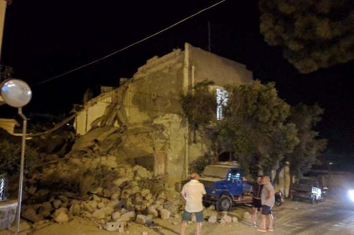 Un nou cutremur puternic in Italia! Oamenii sunt disperati. Multi romani lucreaza in aceasta zona