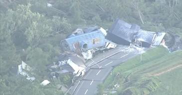 """Imaginile dezastrului! Cutremurul din Japonia a ucis 16 oameni. """"Inca sunt persoane prinse sub daramaturi"""". Bilantul victimelor este in crestere"""