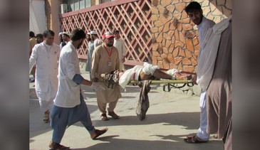 Cel putin 32 de oameni au fost ucisi si peste 120 au fost raniti intr-un atac sinucigas produs in timpul unui protest din Afganistan