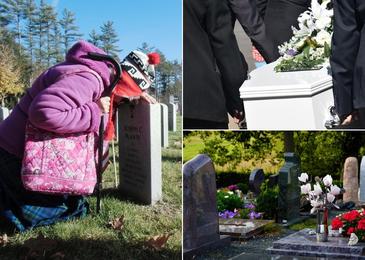 Tragedie uriasa intr-o familie! O mama a fost gasita moarta la cateva zile dupa ce fiica ei a murit. Sora geamana a fetei a ramas singura