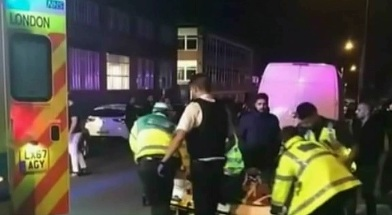 Atac rasist la Londra! O masina a lovit mai multi pietoni in fata unei moschei