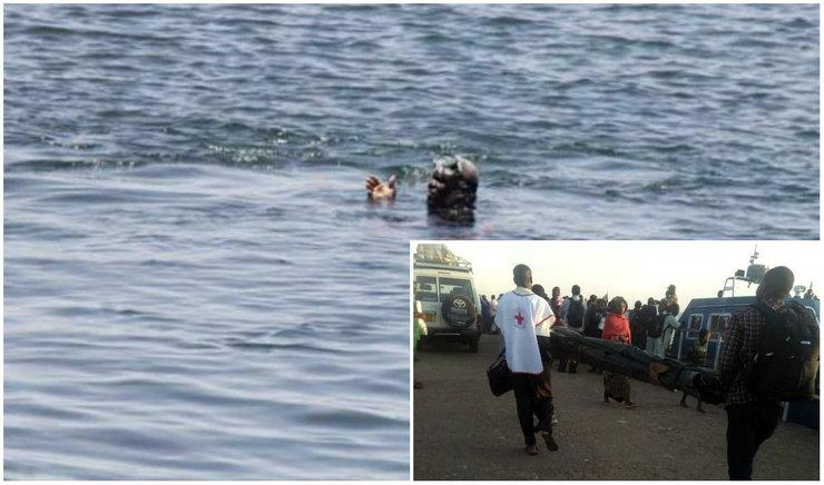 Bilantul victimelor in cazul naufragiului unui feribot pe Lacul Victoria din Tanzania! Numarul mortilor a ajuns la 218, iar restul pasagerilor sunt cautati de trei zile