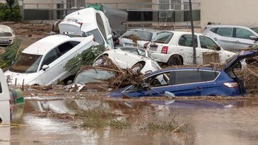 In doar zece minute s-a dezlantuit potopul in Mallorca. Morti, raniti si pagube materiale de zeci de mii de euro