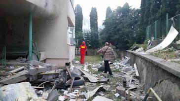 Cel puţin zece morţi şi zeci de răniţi în Crimeea, într-o explozie la un liceu