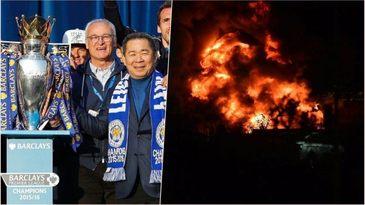Ultimă oră! Zvonurile au fost confirmate! Patronul clubului Leicester, fiica sa şi piloţii au murit în urma păbuşirii elicopterului