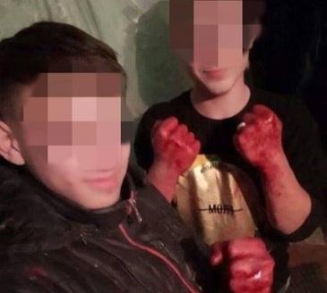 Crimă oribilă în Republica Moldova! Doi adolescenţi au ucis în bătaie un bărbat şi apoi şi-au făcut selfie cu mâinile mânjite de sânge
