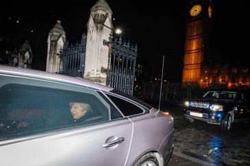 Atac cu maşină asupra convoiului în care se afla Theresa May şi premierul Belgiei