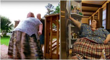 Cantarea 295 de kilograme si a slabit spectaculos! Cum arata acum femeia care a uimit o lume intreaga cu povestea ei