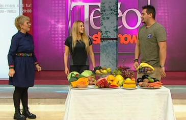 Ce fructe si legume de sezon ar trebui sa mananci daca esti la dieta? Carmen Fit ne dezvaluie secretele unei alimentatii sanatoase