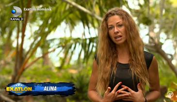 "Alina de la Exatlon, jignita de internauti. I s-a spus sa-si rada mustata! ""Sunt pete de la soare. Nu vedeti bine"""