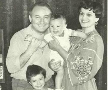 Detalii mai putin stiute despre tatal Anamariei Prodan. Unde este inmormantat