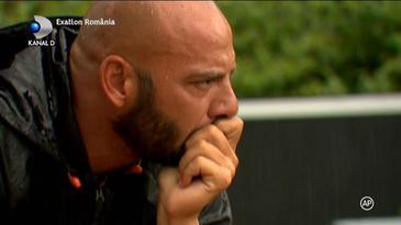 """Exatlon 18 aprilie. Giani Kirita, cel mai greu moment din competitia Exatlon: """"Durerile nu-mi dau pace"""""""