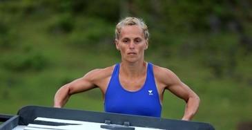 Mariana de la Exatlon, prima victorie dupa ce a iesit din concurs! A dus tricolorul pe cea mai inalta treapta a podiumului intr-un concurs de maraton! Felicitari, Mariana